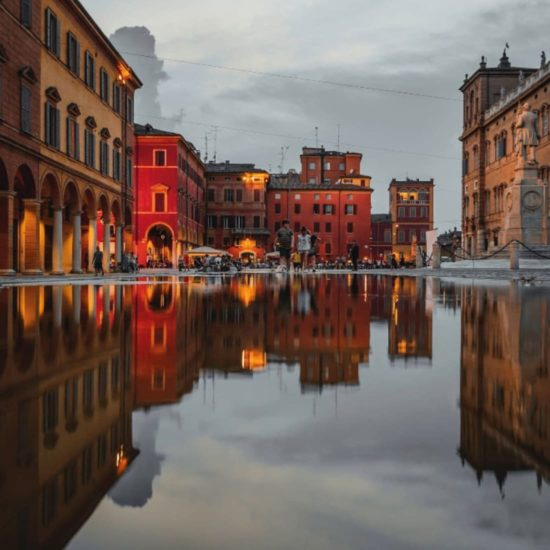 I profumi dell'Emilia Romagna