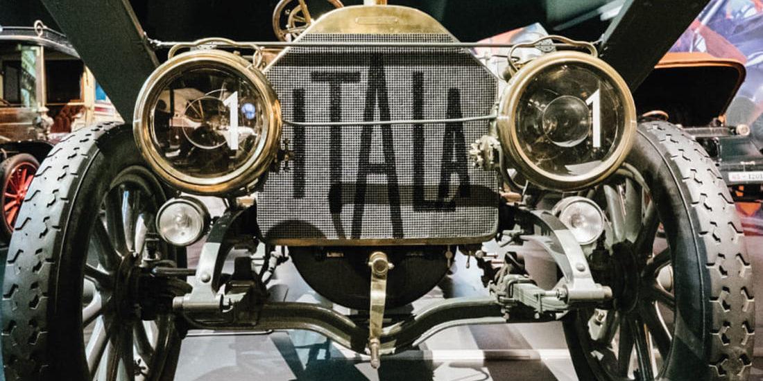 Teatro e motori