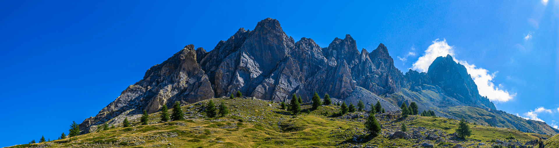 Cuneo valle maira